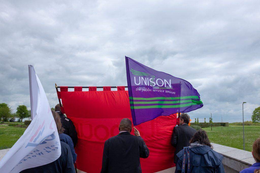 International Workers Memorial Day Milton Keynes Area